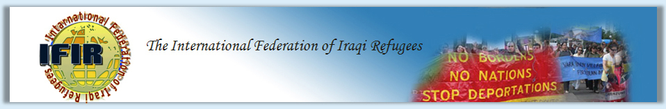 The International Federation of Iraqi Refugees – ifir